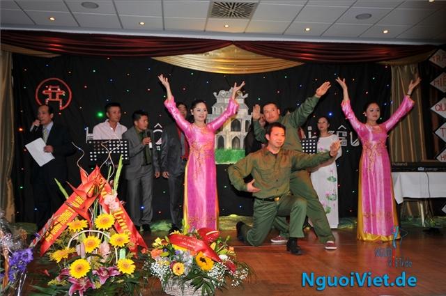 """Hội """"Hà Nội tôi yêu"""" mời họp mặt thường niên (09.10.2016)"""